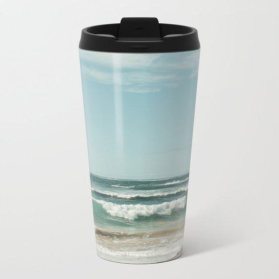 The Ocean of Joy Metal Travel Mug