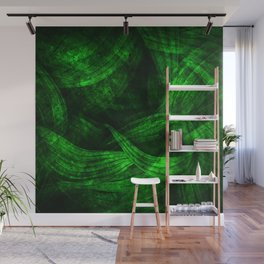 Fresh green nature Wall Mural