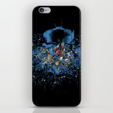 NEREYD 303 iPhone & iPod Skin