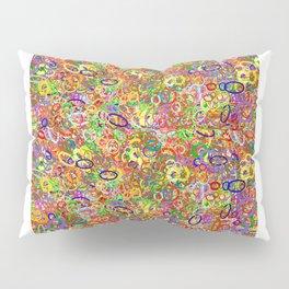 all in a circle   (A7 B0004) Pillow Sham