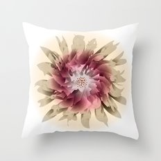 Let the Happiness in Throw Pillow