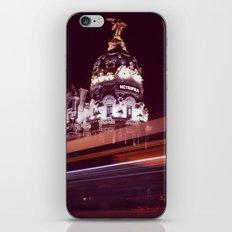 Metropolis I iPhone & iPod Skin