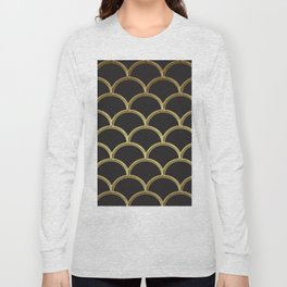 Gatsby deco glam Long Sleeve T-shirt