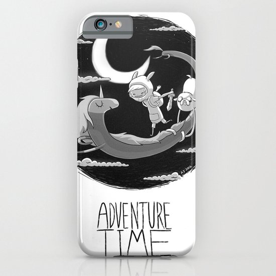 Adventure Time iPhone & iPod Case