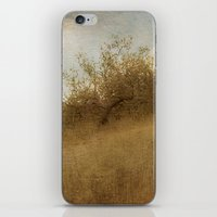 pixies iPhone & iPod Skins featuring The Magical Oak Tree by Honey Malek