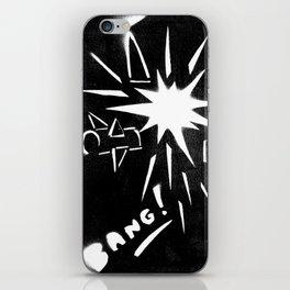 Bang ! iPhone Skin