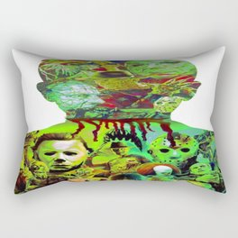 Have Alittle Horror In You? Rectangular Pillow
