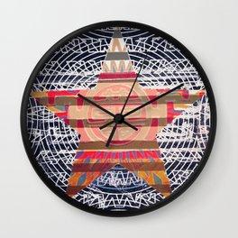 China Star Wall Clock