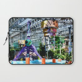 Permanent amusement park Laptop Sleeve