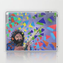 The Greatest Man To Ever Live Laptop & iPad Skin
