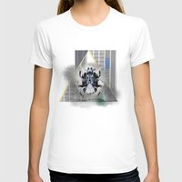 egypt T-shirts featuring egypt by Gabriele Omar Lakhal