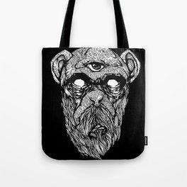 Bearded Ape r2 Tote Bag