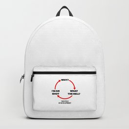 Cycle of development Backpack