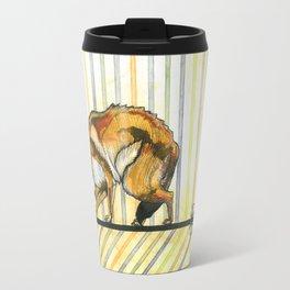 AZTEC Wolf Travel Mug