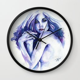 In Your Dreams by J.Namerow Wall Clock