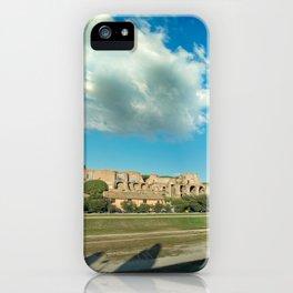 Circo massimo clouds iPhone Case