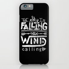 Falling iPhone 6s Slim Case