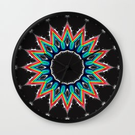 All These Worlds Are Yours Wall Clock