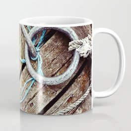 At The Marina Coffee Mug