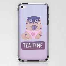 Boggart Tea Time iPhone & iPod Skin