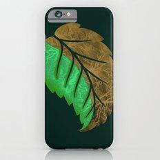 Drying Leaf iPhone 6s Slim Case