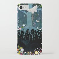 velvet underground iPhone & iPod Cases featuring Underground by Danse de Lune