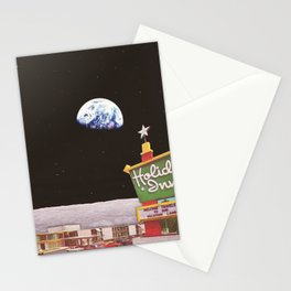 COSMIC REST STOP Stationery Cards