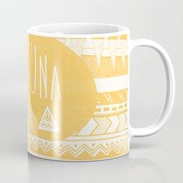 Hakuna Matata Yellow Coffee Mug