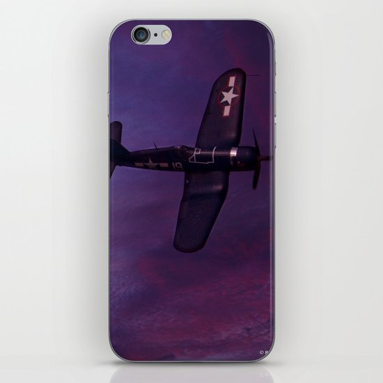 Corsair At Dawn iPhone Skin