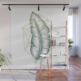 Geometry and Nature V Wall Mural
