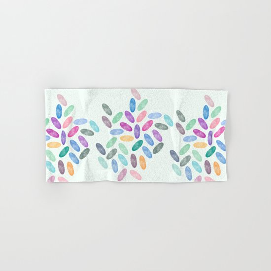 Lovely Pattern VI Hand & Bath Towel