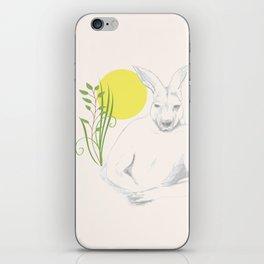 kangaroo iPhone Skin