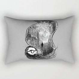 Ginsberg - Howl  Rectangular Pillow