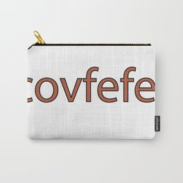 je suis covfefe Carry-All Pouch