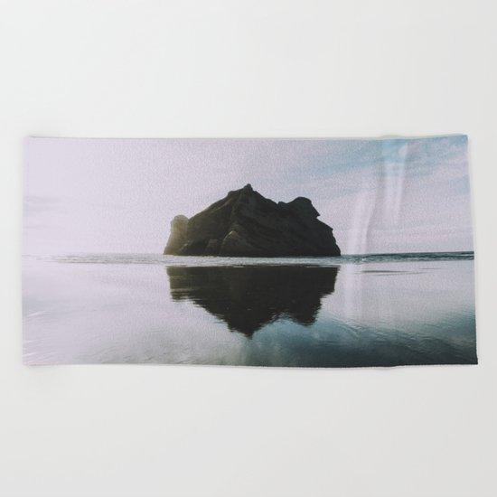 unrequited love Beach Towel