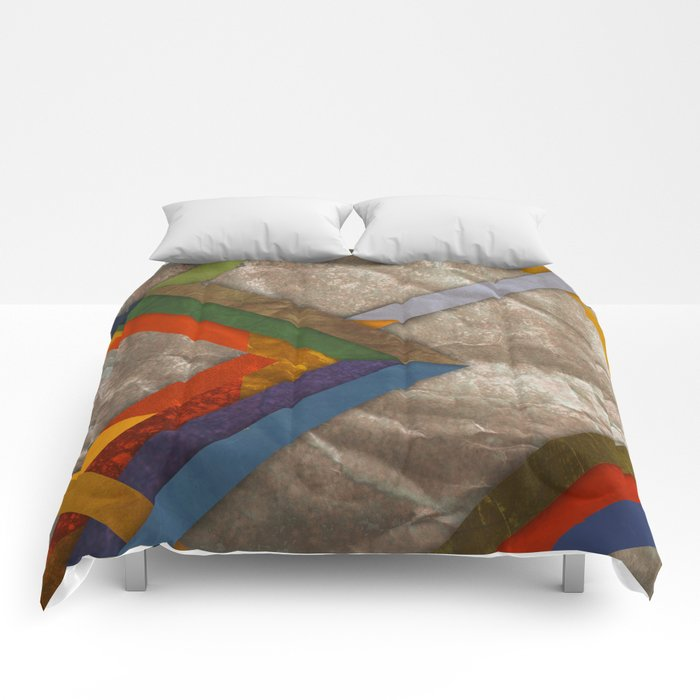 Abstract #269 Comforters