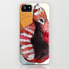 Red Panda Slim Case iPhone (5, 5s)