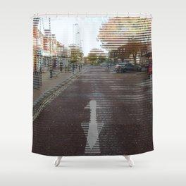 Mengham Road 04. Shower Curtain