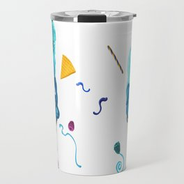 Grumpy Dogs Summer Flavour Travel Mug