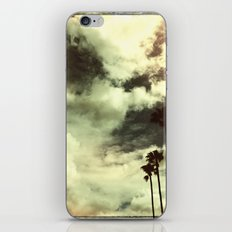 Stormy Palms iPhone & iPod Skin