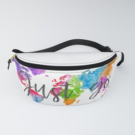 Just go Fanny Pack