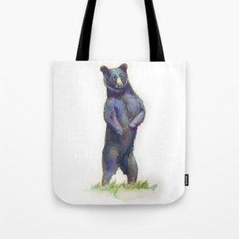 Watercolor Wild - Bear Tote Bag