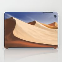 desert iPad Cases featuring Desert by Turul