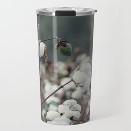 Cotton Field 5 Travel Mug