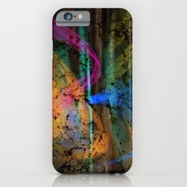 magica coloris iPhone Case