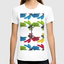 The fig tree plantation in the mediterranean land T-shirt