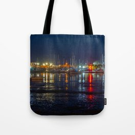 Eastney Lights Tote Bag