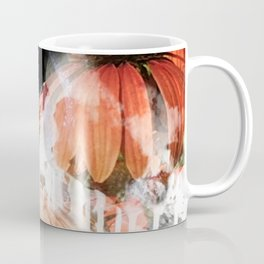 """Stalactites and Coneflowers"" Coffee Mug"