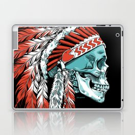 Skull Chief Laptop & iPad Skin