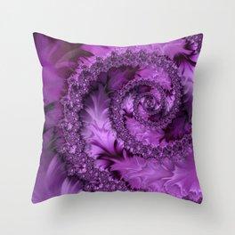 caracola Throw Pillow